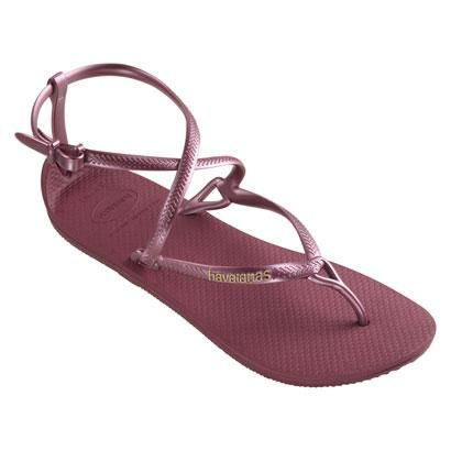 cb4c0eda228 Women Sandals · Women s · Havaianas Grace – Vinho -  http   batecabeca.com.br havaianas