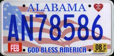 af9fa3dce547f4eef17c508dce95693d - How To Get A Personalized License Plate In Alabama