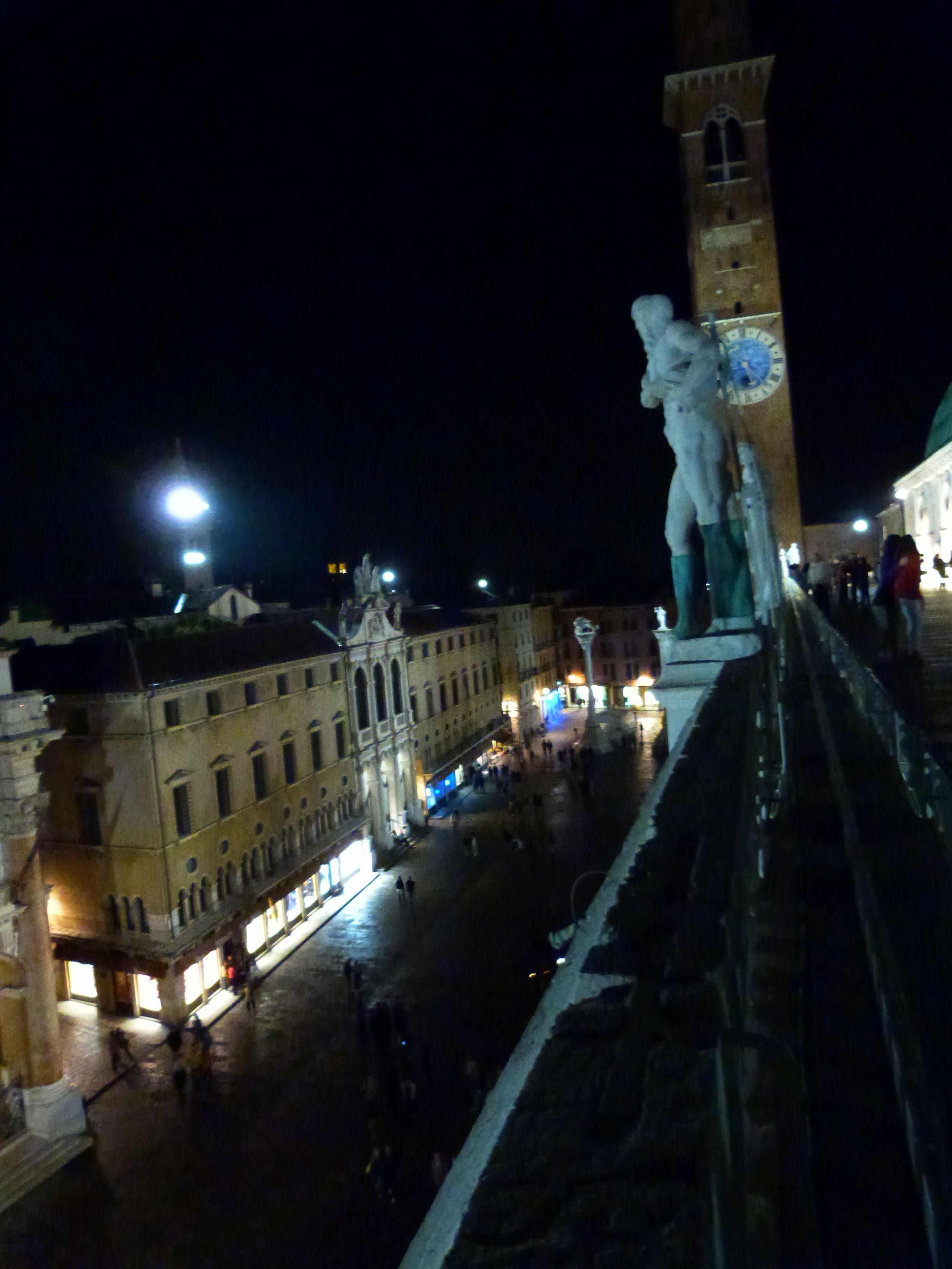 NotteDeiMusei #ndm13 Visite in notturna alla terrazza della ...