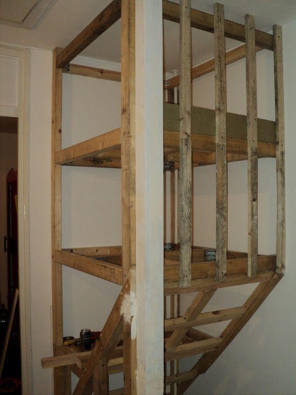 Kast Met Ladder Wj33 Belbininfo