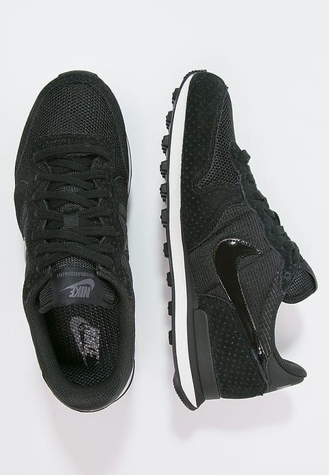 Nike Sportswear INTERNATIONALIST Sneakers laag black