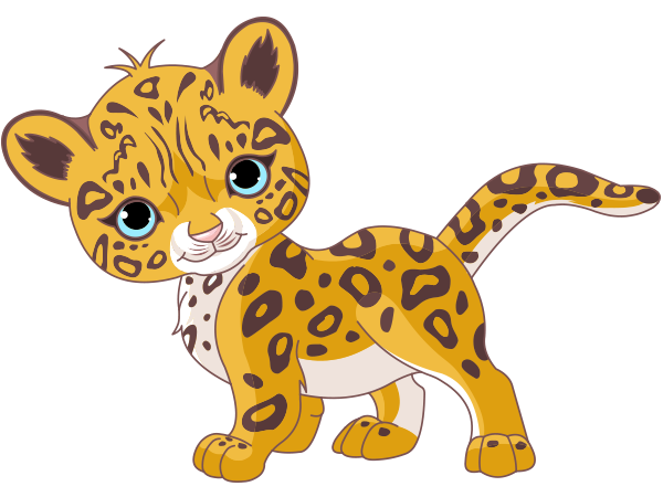 Baby Jaguar Patchworth Jaguar Bebé Leopardo Bebé Y Dibujo De Bebé