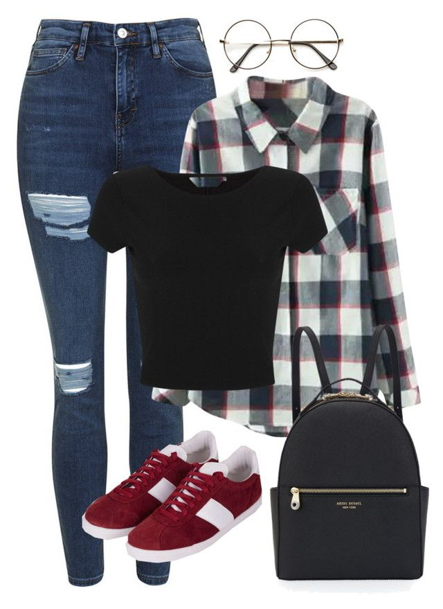 U0026quot;School Inspired Outfit - BTS // Rap Monsteru0026quot; By Berrie95 Liked On Polyvore Featuring Topshop ...