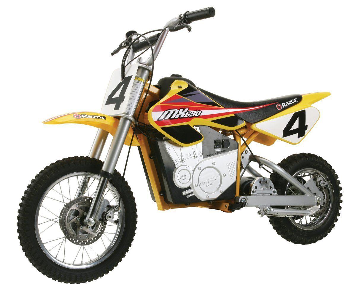 Razor Mx650 Rocket Electric Motocross Bike Ebikes Ebikeshop