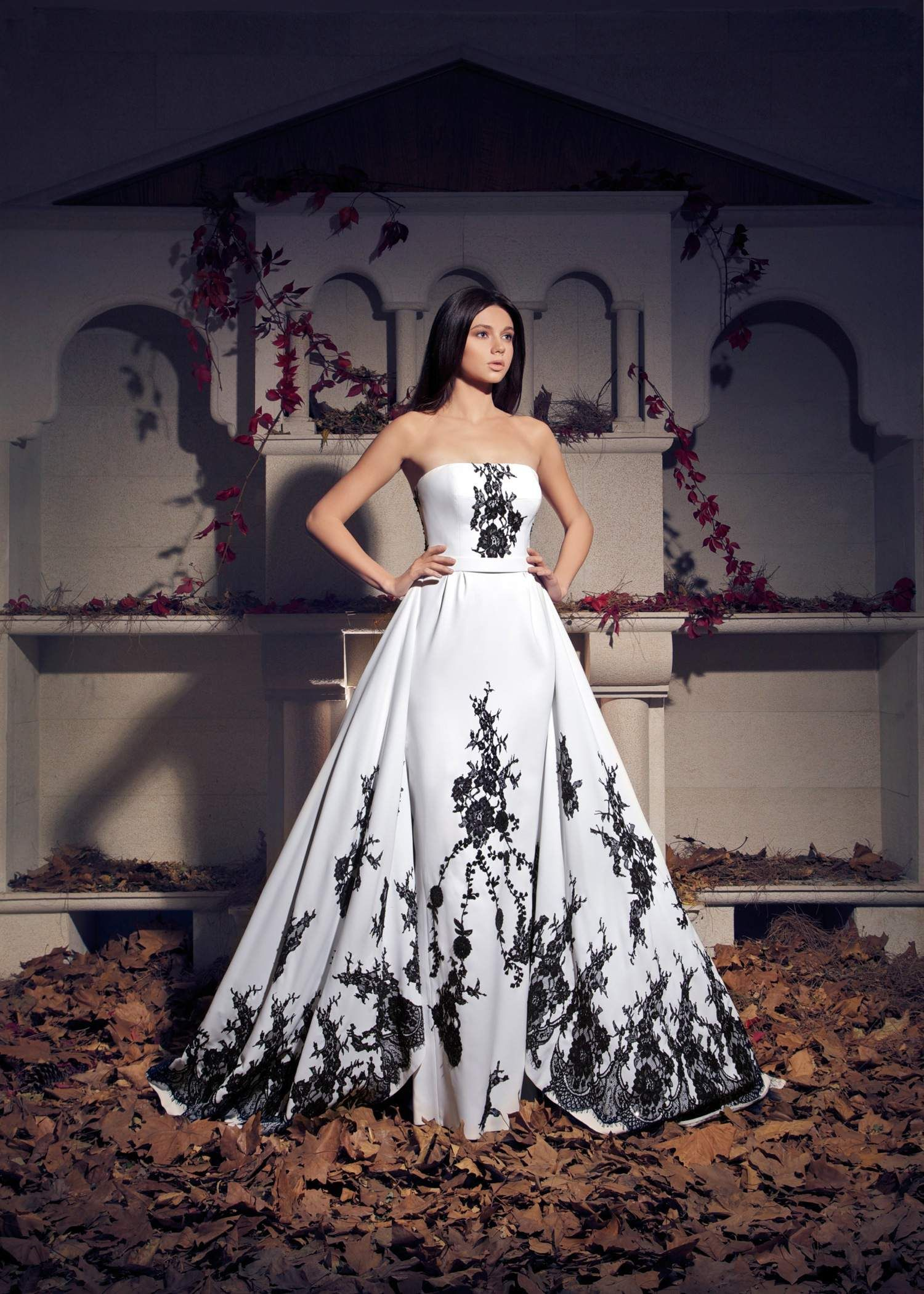 Beautiful Evening Dresses For Special Occasions By Tarek Sinno All For Fashion Design Camo Wedding Dresses Formal Prom Dresses Long Gowns