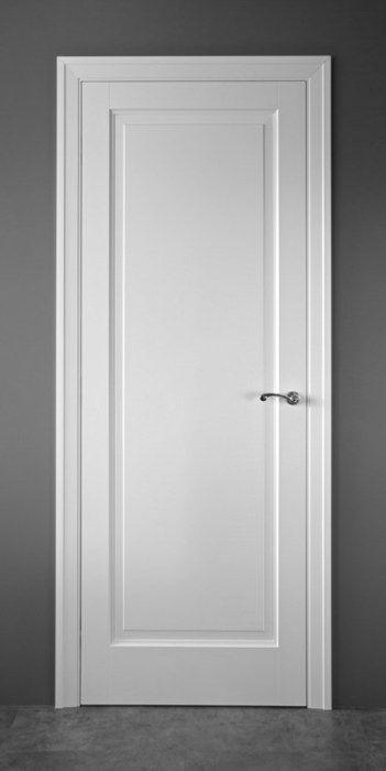 Almansa – a new door model, designed by Adam and Kamil Po …