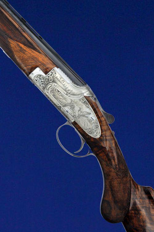 Browning B25 C2s sideplate shotgun review review - Shooting