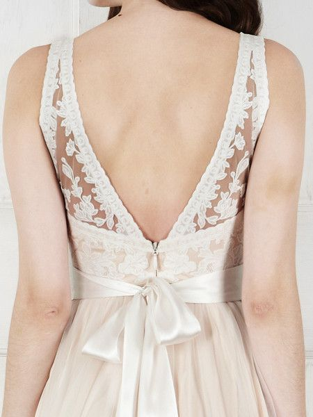 The #CatherineDeane Tamsin gown | #WeddingDress #Bridal