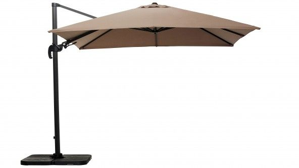 Hawaii 3m Square Umbrella Outdoor Dining Harvey Norman