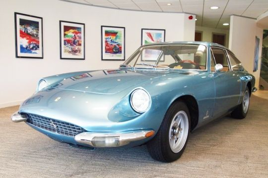Ferrari 356 GT 2+2 (1969)