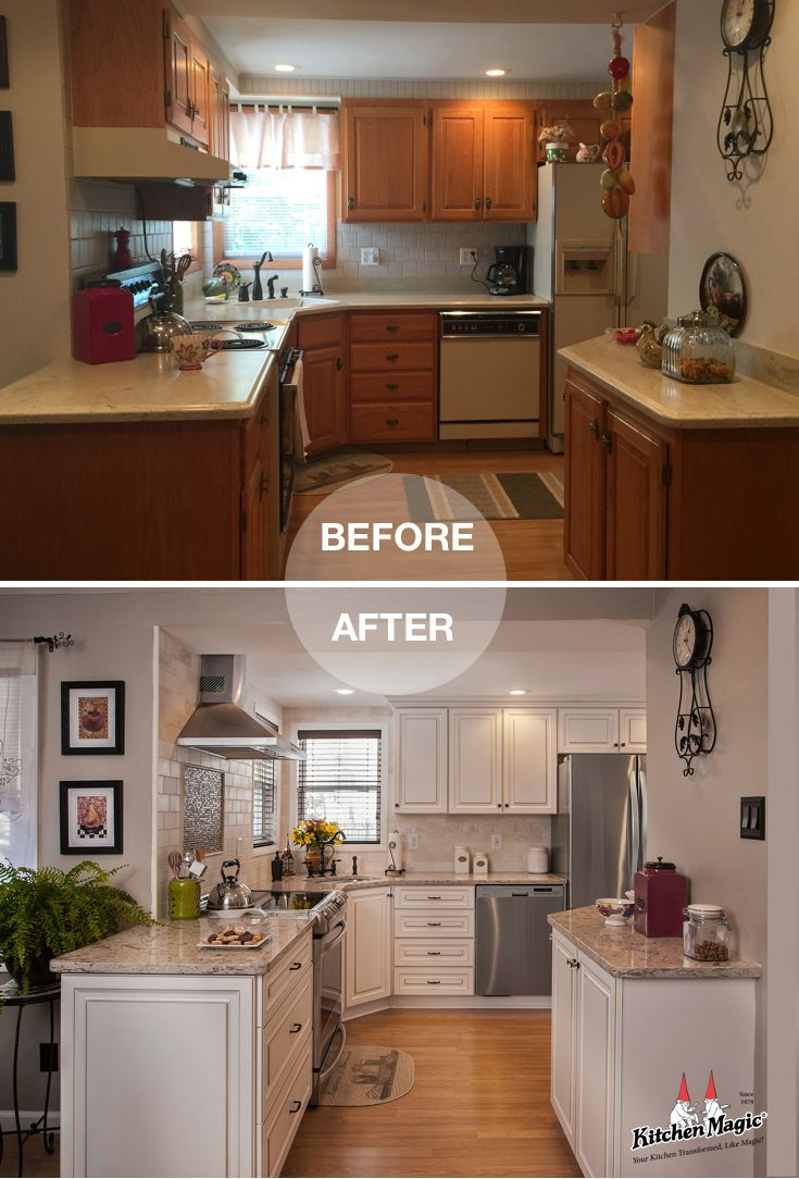 things you didn t know you could do with cabinet refacing kitchen rh pinterest com