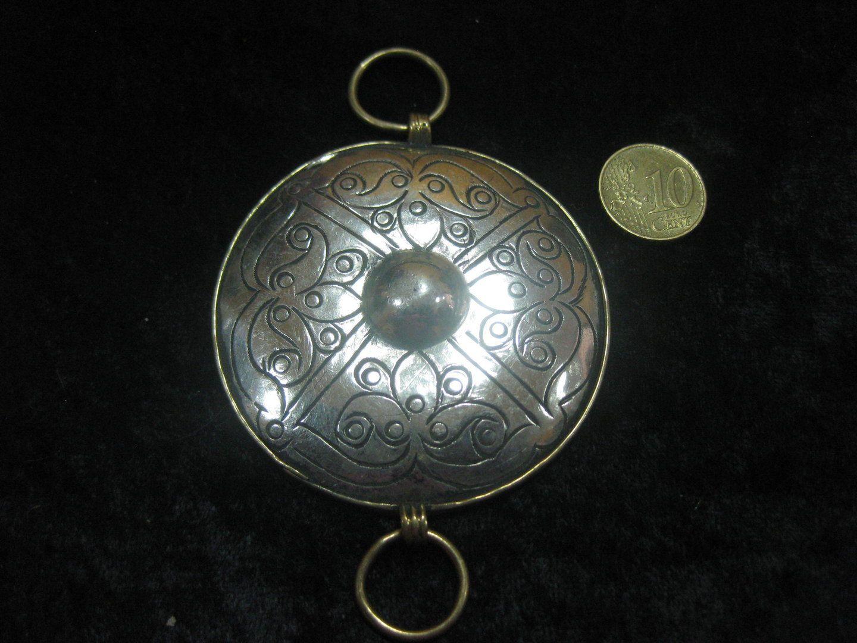 Colgante Turkmani 4. - TRIBAL BAZAR