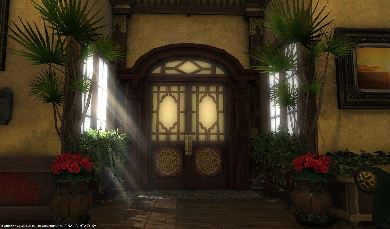 Pin by jennifer santos on final fantasy 14 housing