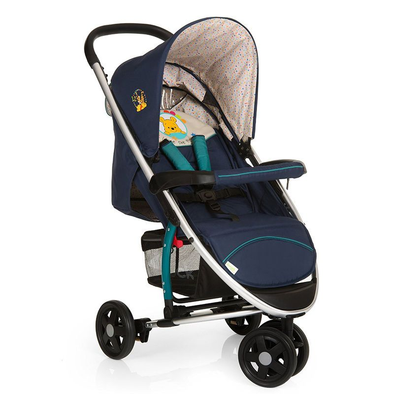 Hauck Winnie The Pooh Miami 3 Pushchair With Extendable Hood 0month To 15kg Pushchair Baby Strollers Stroller