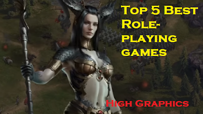Top 5 Best Roleplaying games android 2020 Download High
