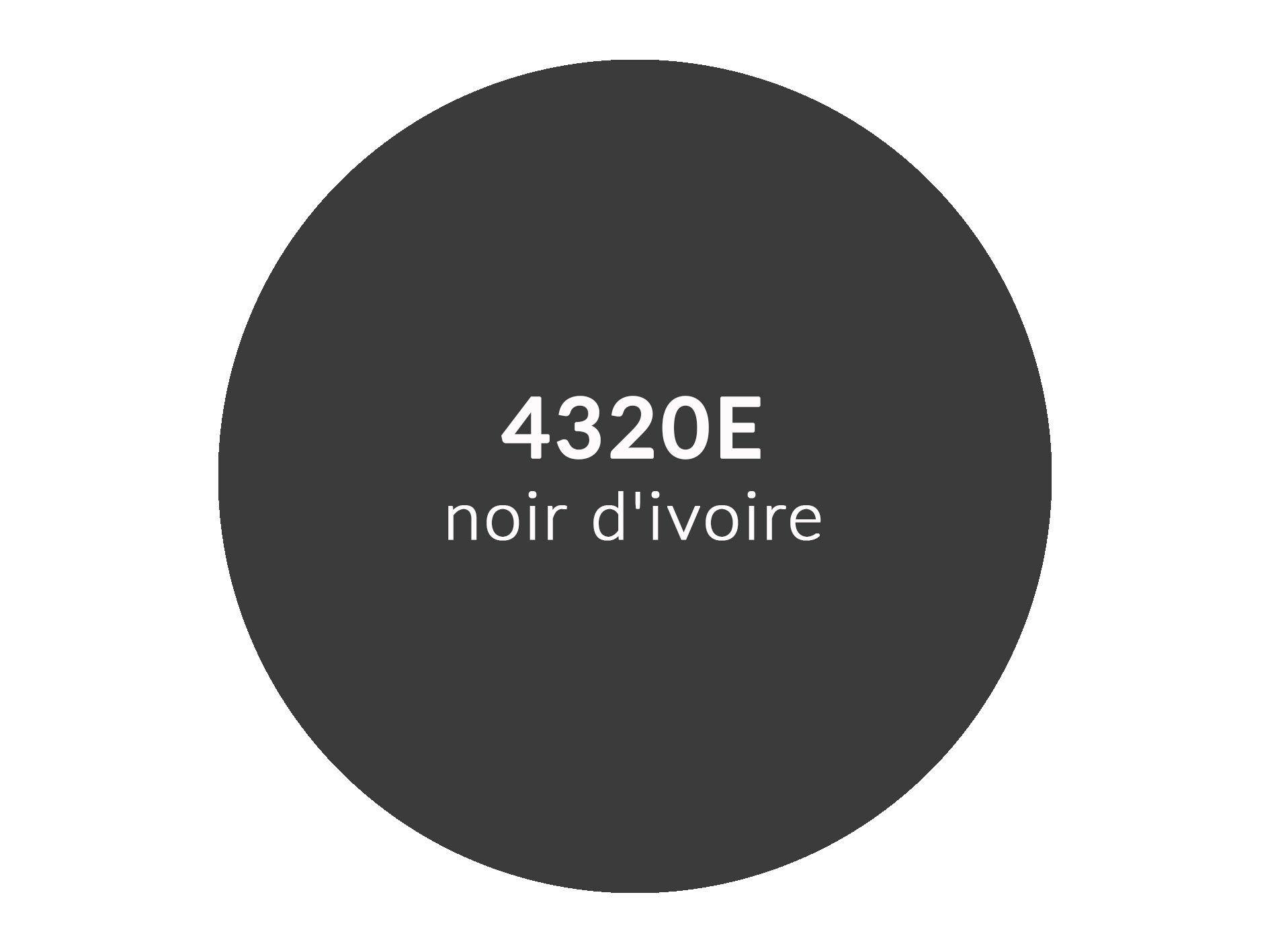 Le Corbusier S Polychromie Architecturale 48 63 4320e Noir D Ivoire The Ivory Black A Black As Deep As The Dark Night Le Corbusier Corbusier Color Coding