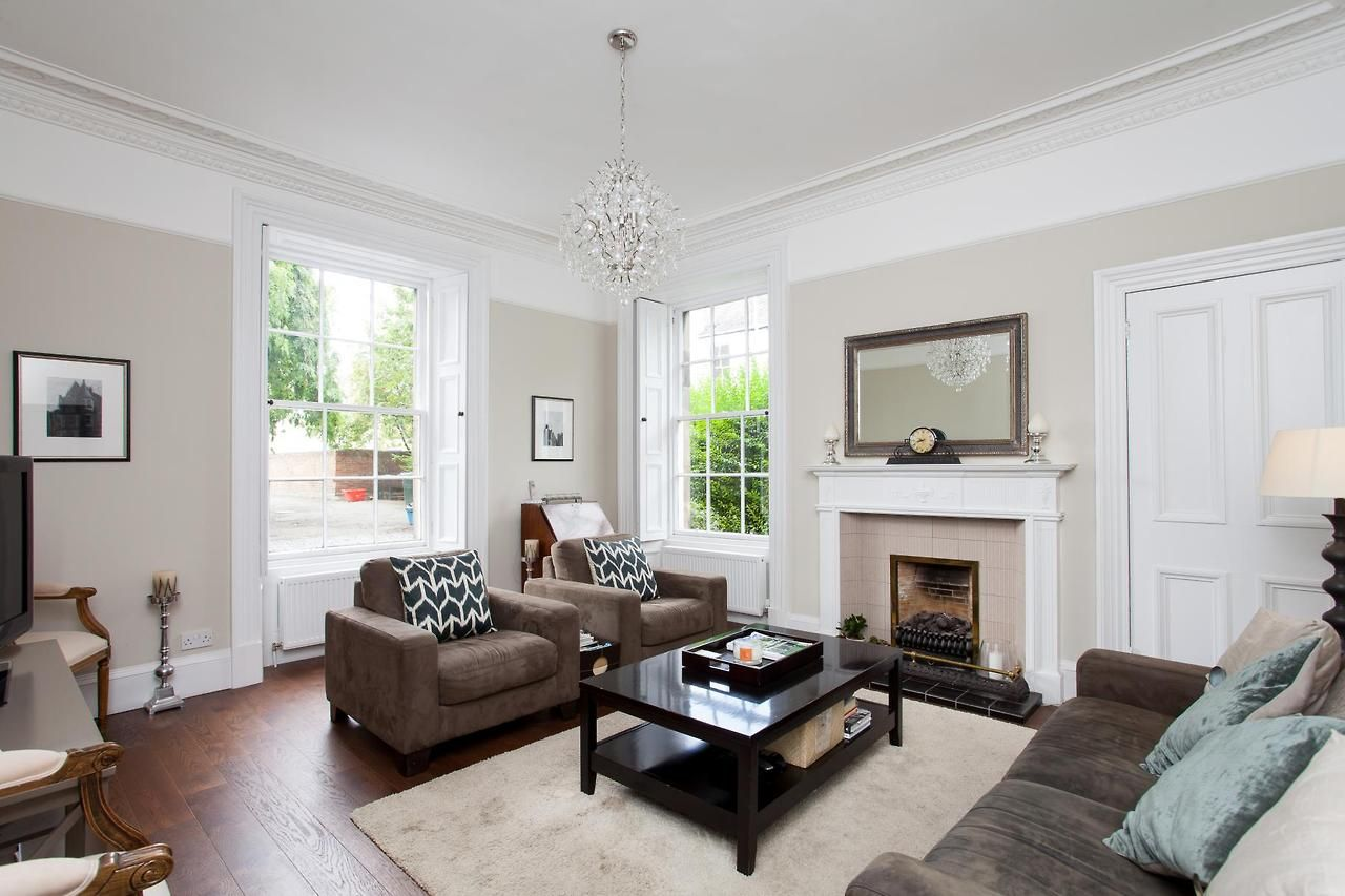 Hawthorn Villa in Edinburgh\'s Trinity area, marketed by Simpson ...