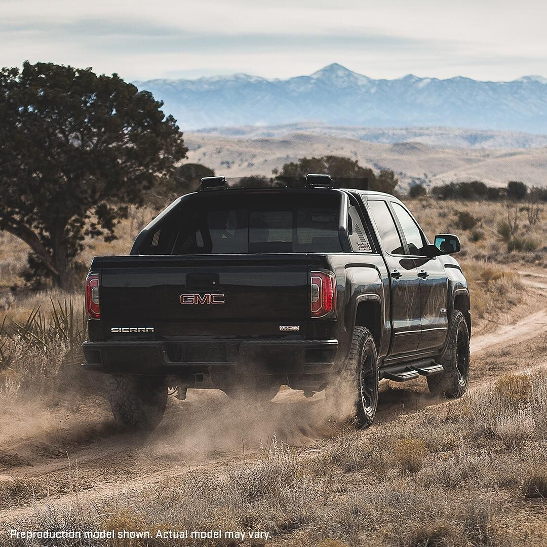 Gmc Official On Instagram Wherever The Road Takes You Conquer
