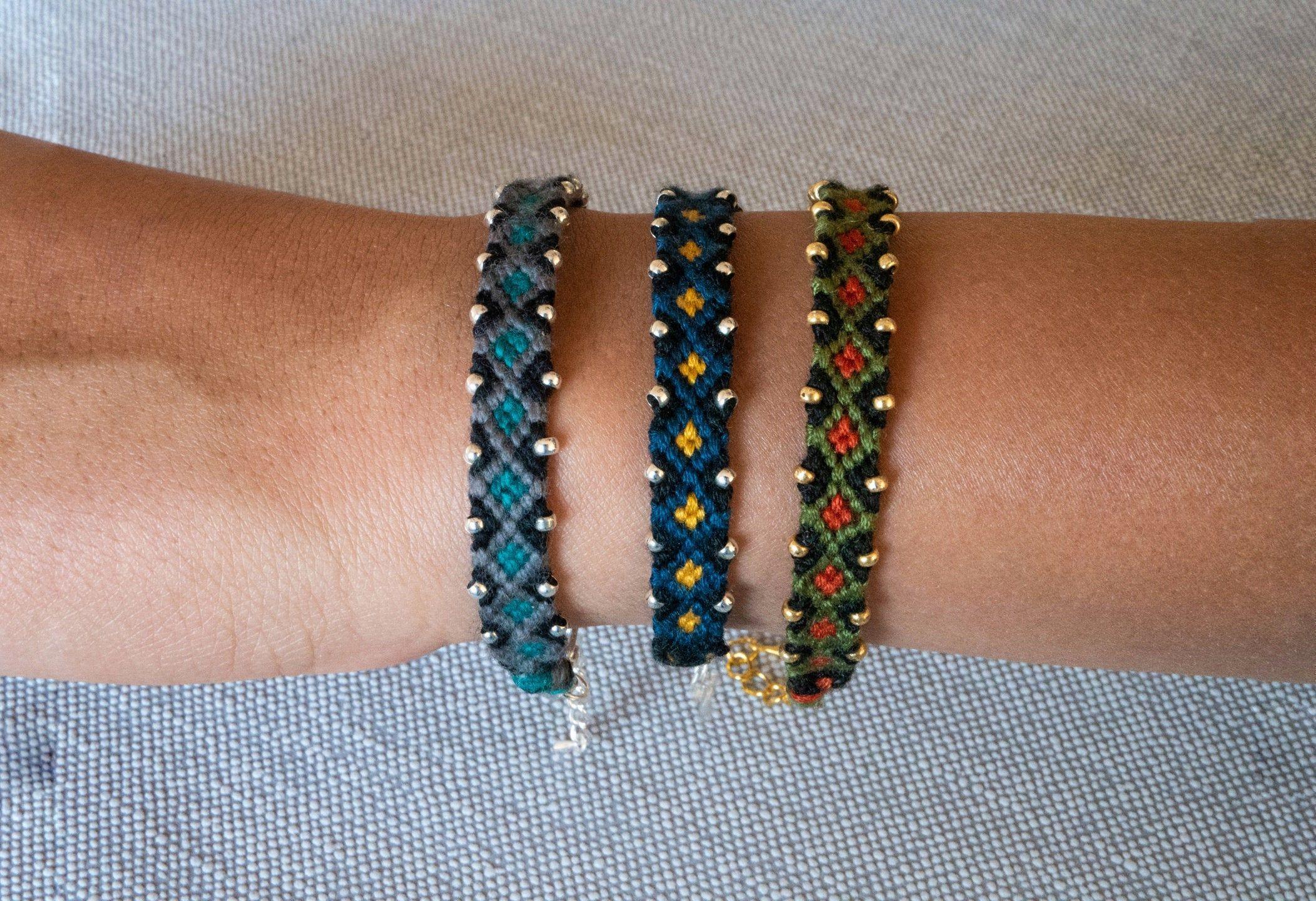 bracelet bresilien femme cheville