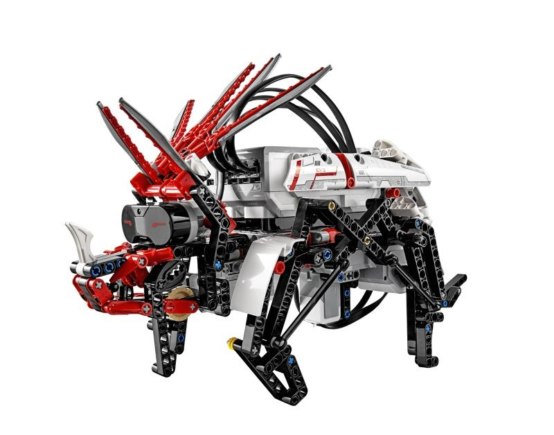 DINOR3X | The Dinosaur | Designed by Lasse Lauesen | Lego EV3 ...