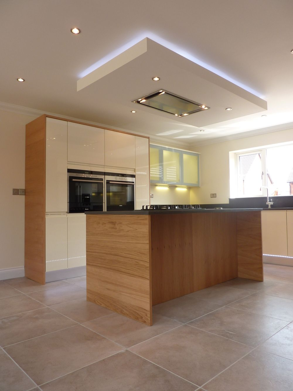 Island Extractor Fans For Low Ceilings Interior Design