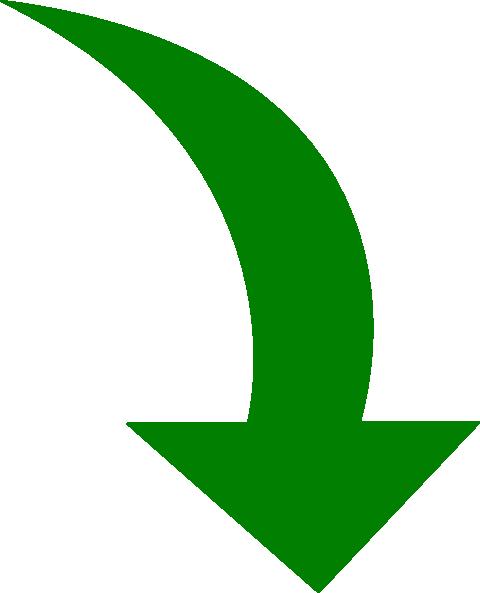Curved Arrow Clip Art Related Keywords Amp Suggestions Curved Curved Arrow Clip Art Art