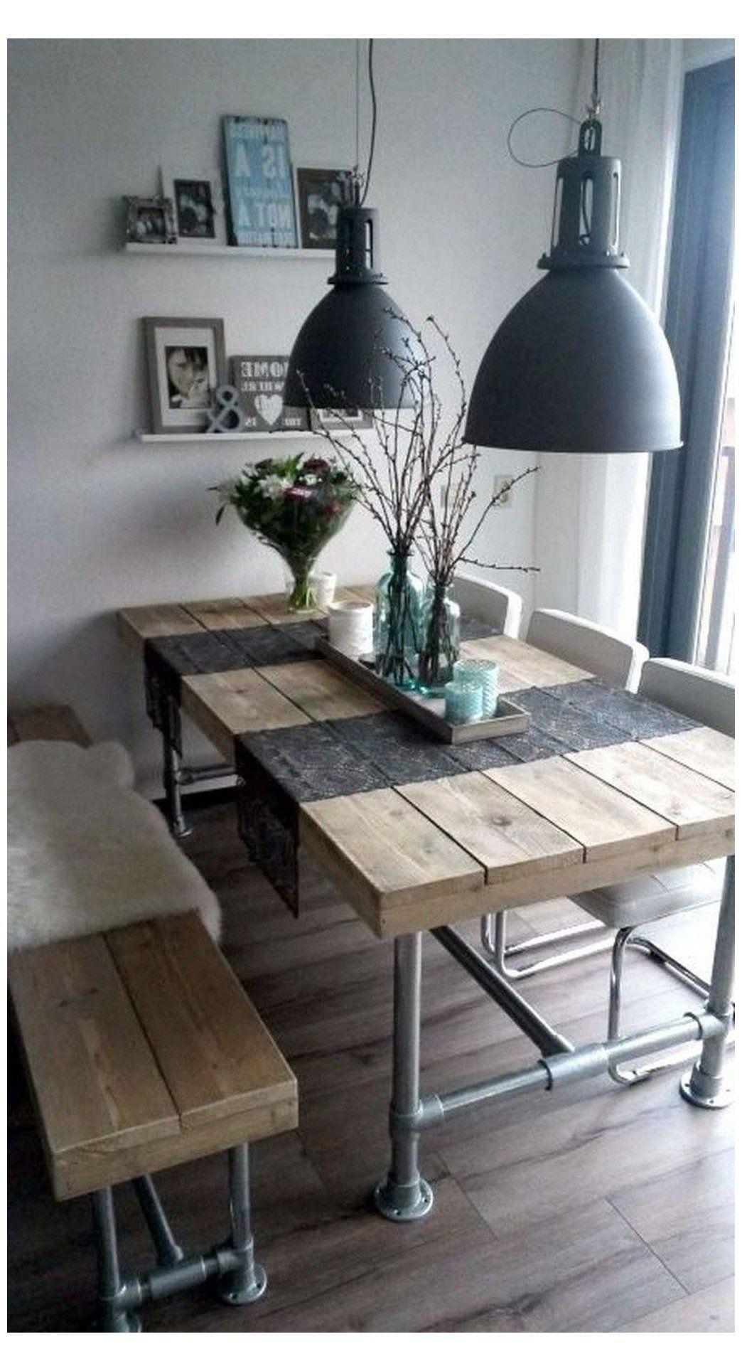 19 farmhouse kitchen table decorations ideas