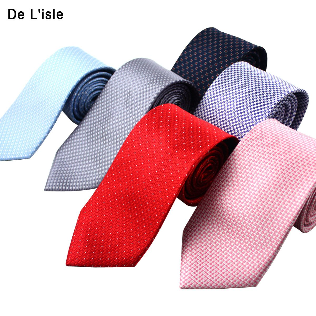 Business Meeting Wedding Suit Necktie Tie Mens Casual Party Ties