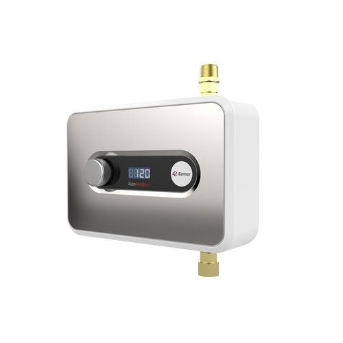 Are you sick of constantly running out of hot water in the middle of your shower? Worry no more – we have the perfect solution for you: The AutoBooster Electric Water Heater Booster. This amazing product from Eemax adds up to 45% capacity to any water heater tank, providing you with more readily-available hot water. Visit our blog to learn more!