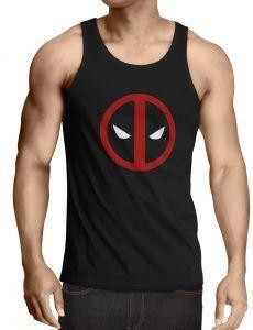 2eeda0b6fe01a8 Deadpool Mens Tank Tops Shop at best price..