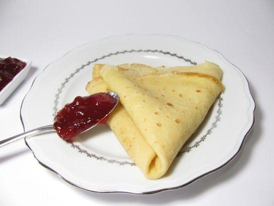 Crepes Maizena Sans Gluten Cuisine Sans Gluten Pinterest