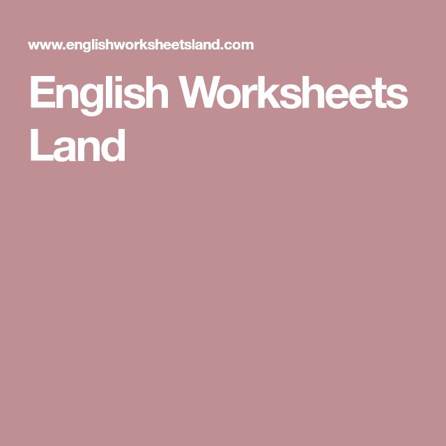 English Worksheets Land Worksheet Puzzle Generators Pinterest And