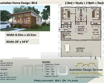 Jun 9 2020 This Pin Was Discovered By Rosemary Anne Thyme Discover And Save Your Own Pins On Unique Small House Plans Bedroom House Plans Backyard House