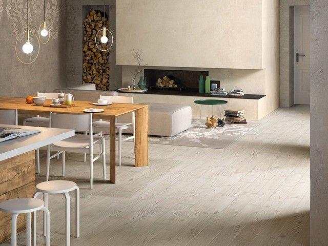 Pavimenti Effetto Legno Bianco : Gres porcellanato effetto legno bianco malibù gresporcellanato