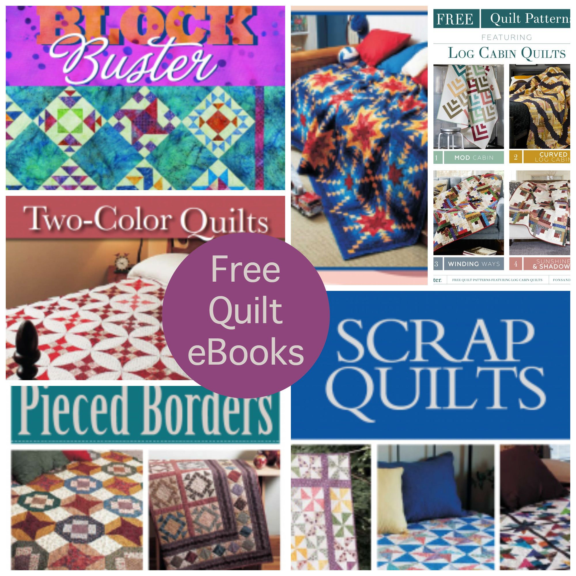 Free Quilting Ebooks From Fons And Porters Love Of Quilting 100