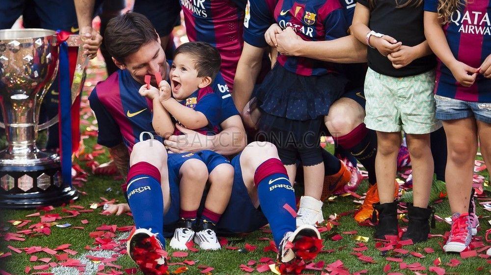 Leo Messi's son 'doesn't like football'True Viral News | True ...
