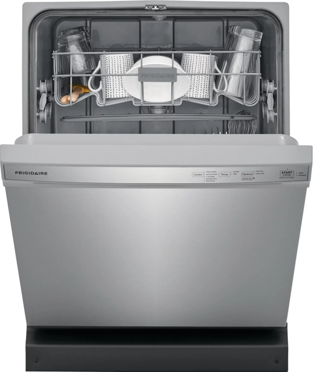 Ffcd2418us By Frigidaire Full Console Dishwashers Goedekers