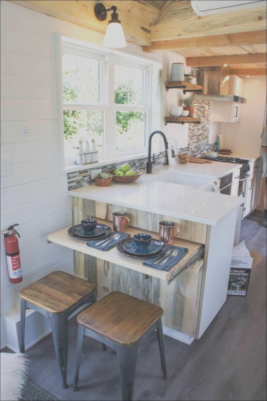 9 Beneficial Interior Design Ideas For Small House Photos In 2020 House Design Kitchen Tiny House Kitchen Tiny House Interior Design