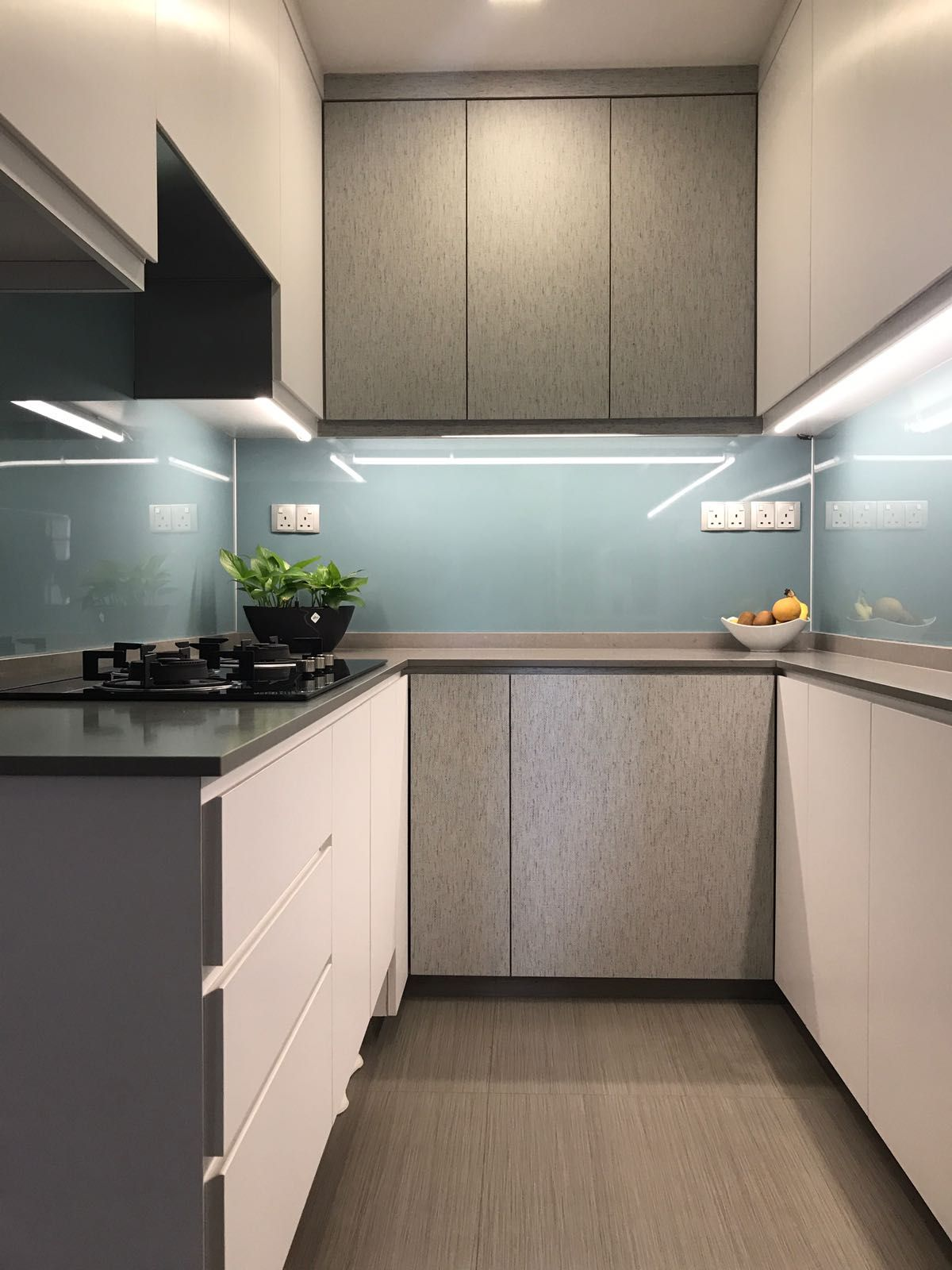 one of the very first kitchens with installed alusplash in singapore singapore homedecor on kitchen ideas singapore id=74562