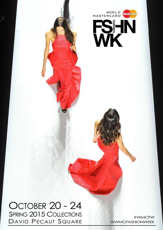 Toronto Fashion Week Fashionista World Class