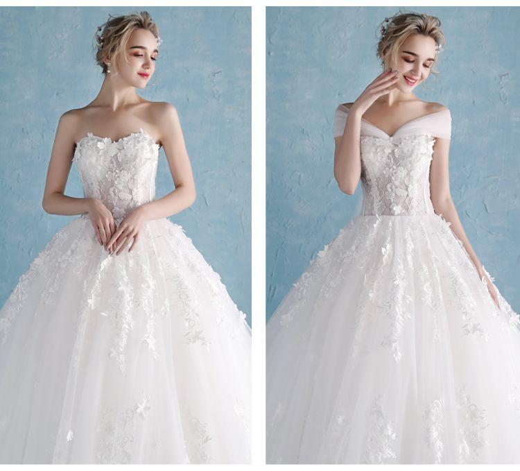 Aliexpress Com Buy Vestido De Noiva 2017 A Line Beach: Aliexpress.com : Buy SSYFashion 2017 New The Bride Wedding