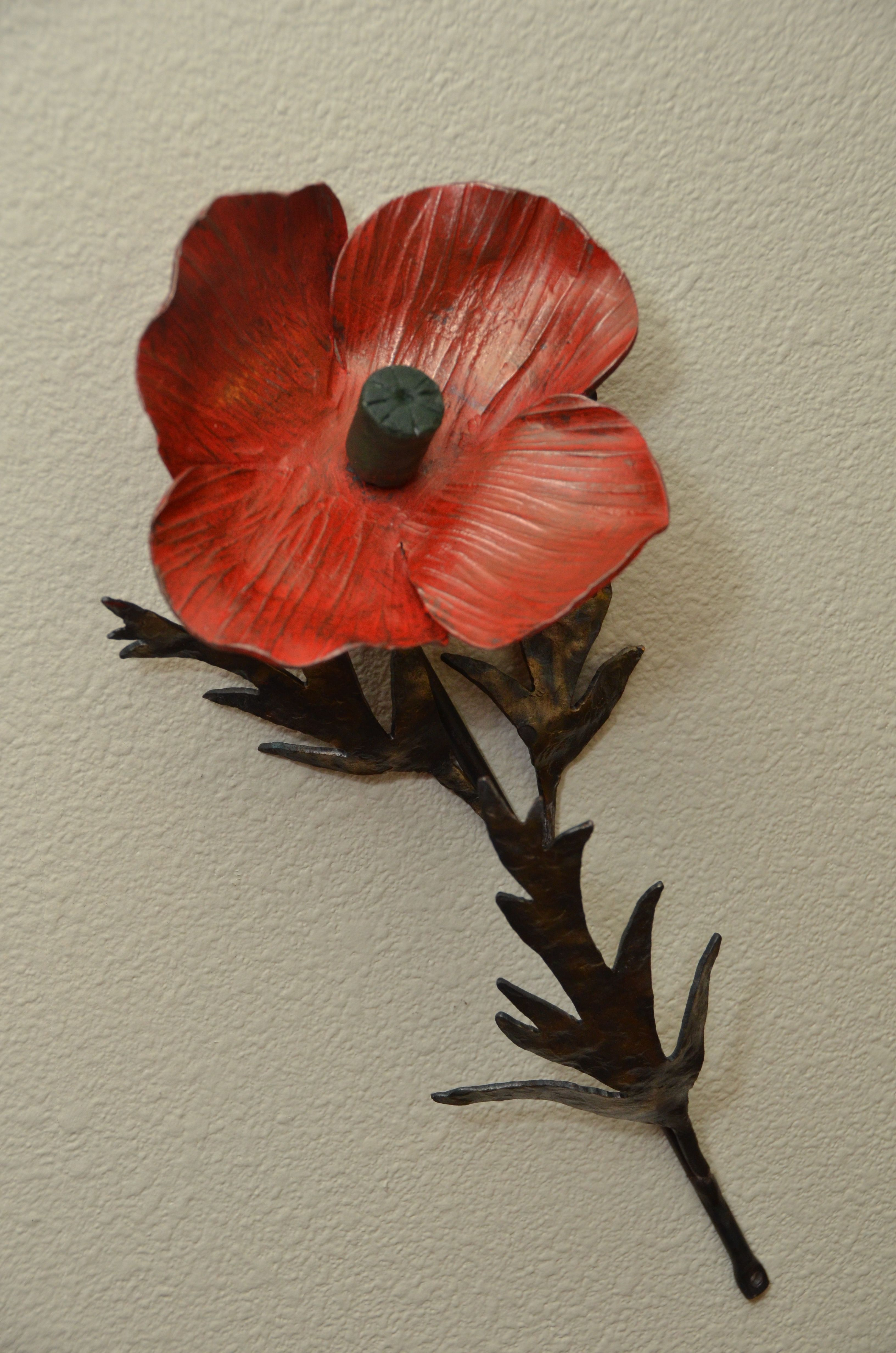 My poppy wall hanging maple leaf tattoo leaf
