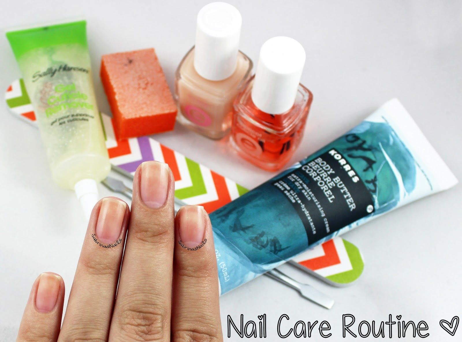 Nail Care Routine   Nails   Pinterest   Nail care and Routine