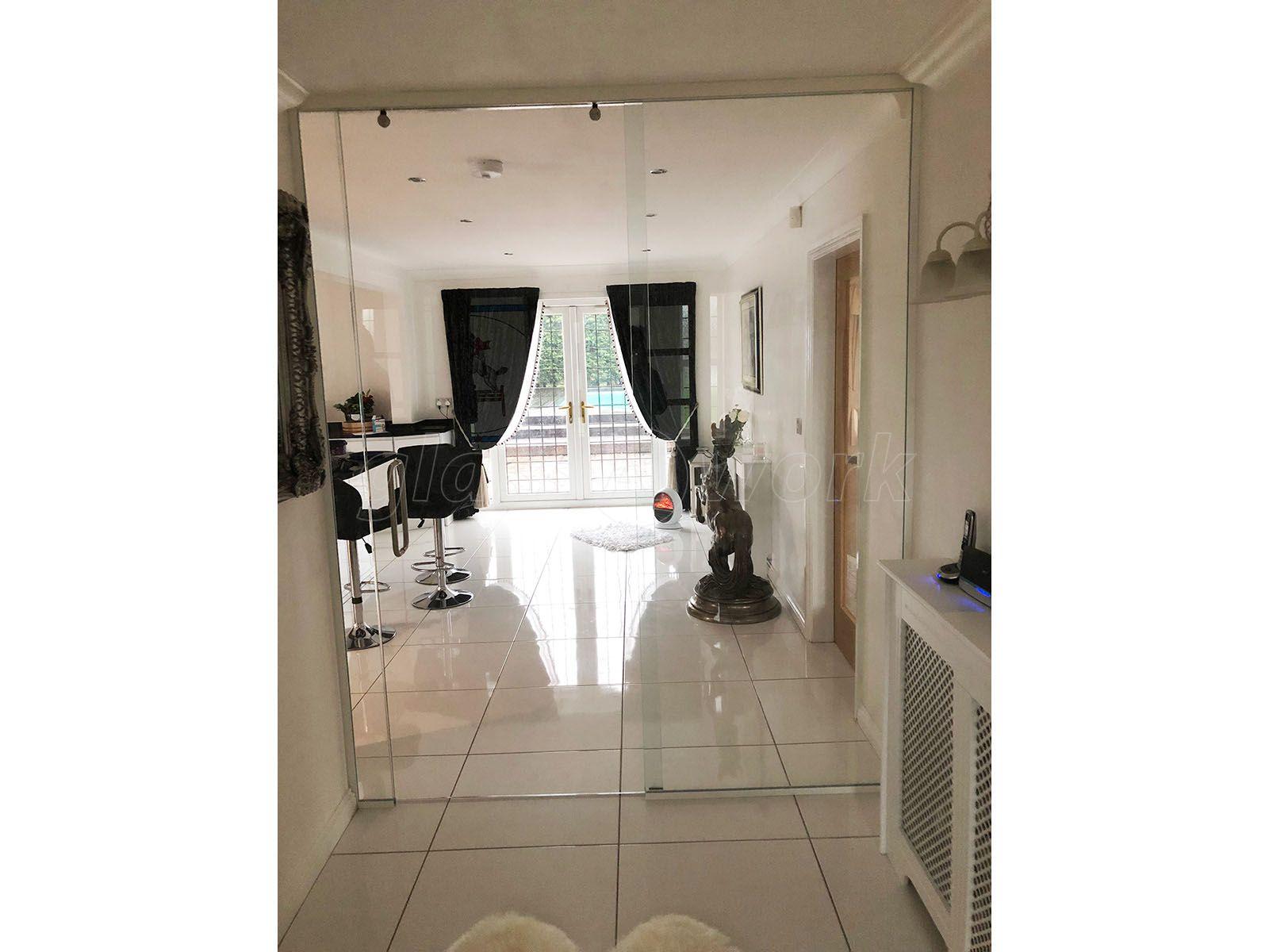 Wohnzimmer Glastür ~ Die besten 25 internal glass sliding doors ideen auf pinterest