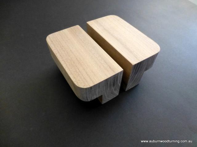 Timber Door Handles   Wooden Handles   Door Furniture   wood ...