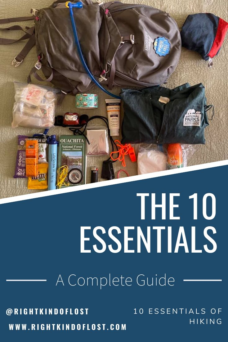 Photo of The 10 essentials of hiking and why they are important – Right Kind Of Lost
