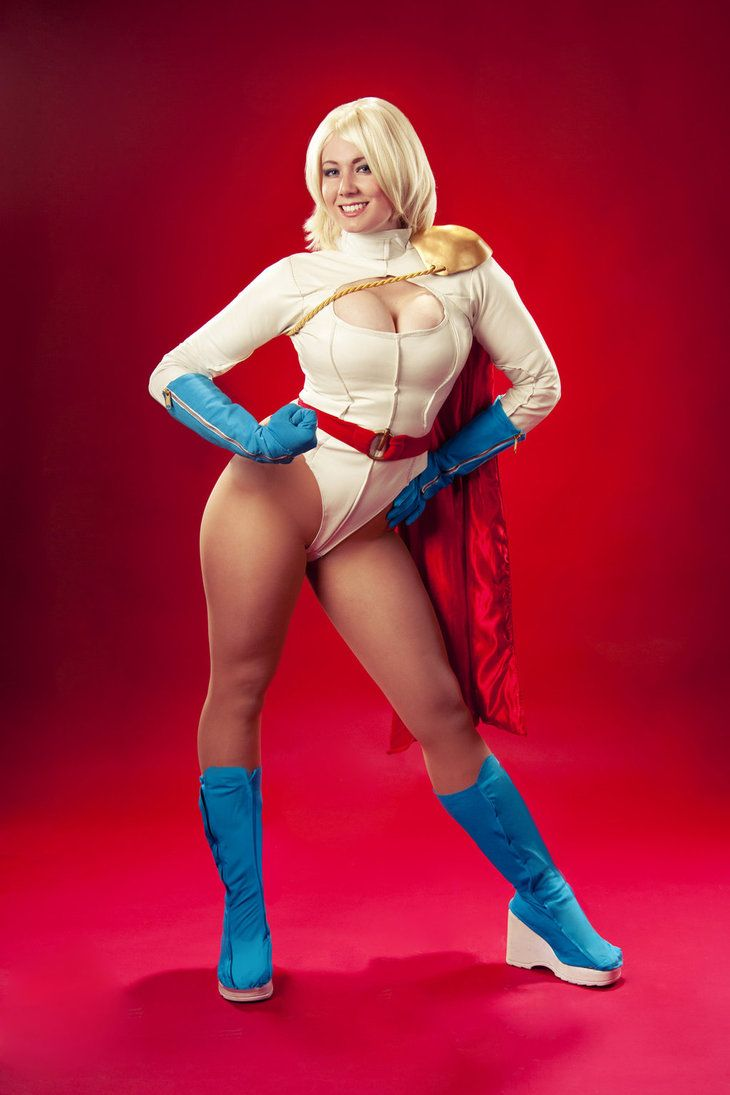 images about hot on pinterest power girl cosplay