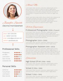 Modern Resume Sample Success Pinterest Modern resume Modern