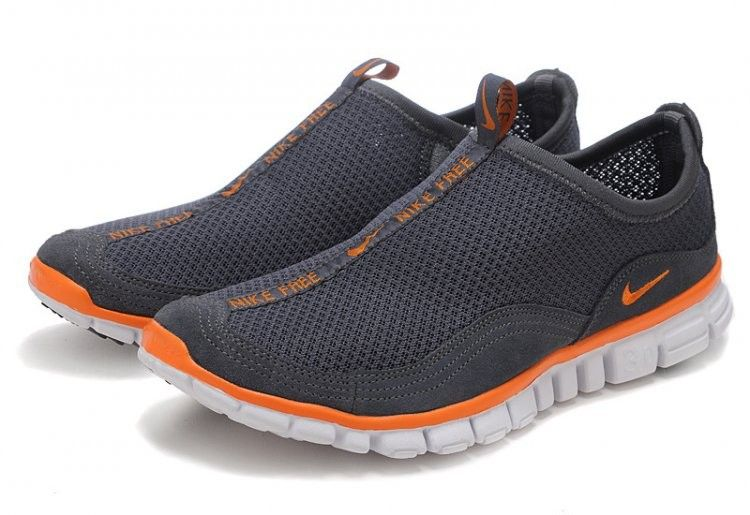 reputable site 47e3e 77e0e TTotir2005 Nike Free Cross-Country Hommes noir gris orange, veteHommest nike  pas cher