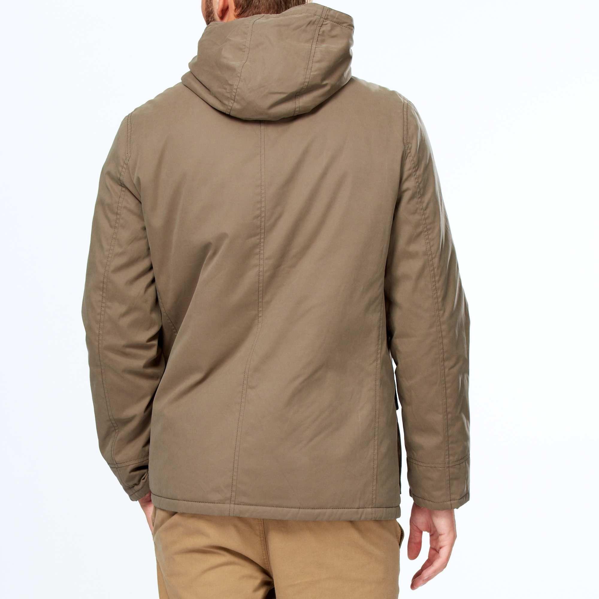 acheter en ligne 4a2ef f8353 Parka légère à capuche Homme - Kiabi - 40,00€ | Postures de ...